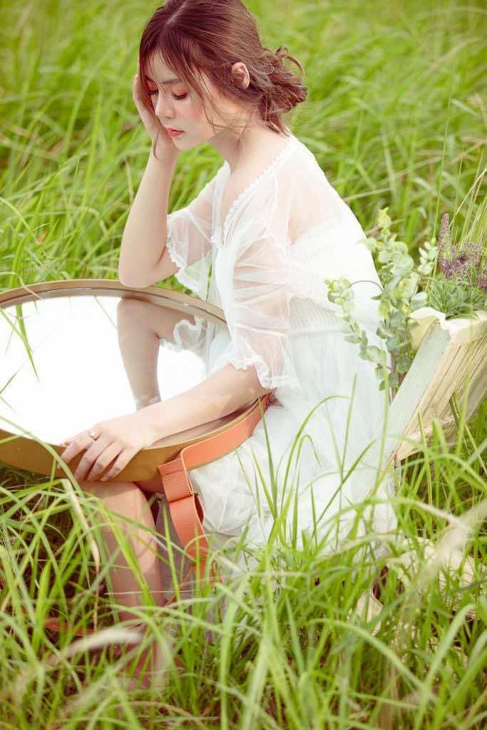 chụp ảnh nàng thơ